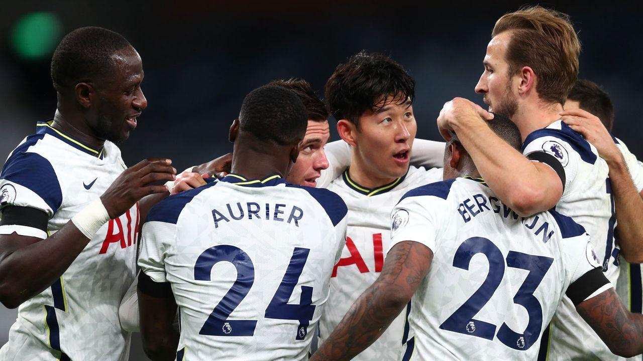 Titelkandidat Tottenham Hotspur? - Bildquelle: 2020 Getty Images