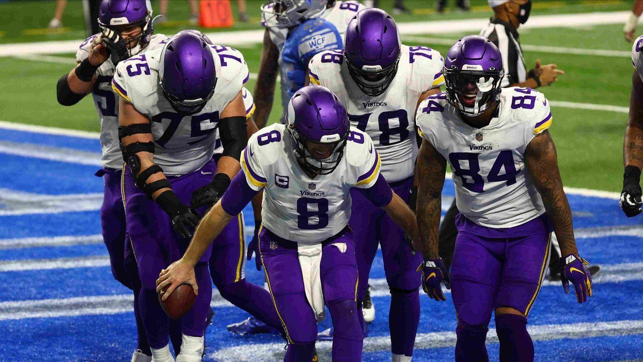 NFC North: Minnesota Vikings  - Bildquelle: getty