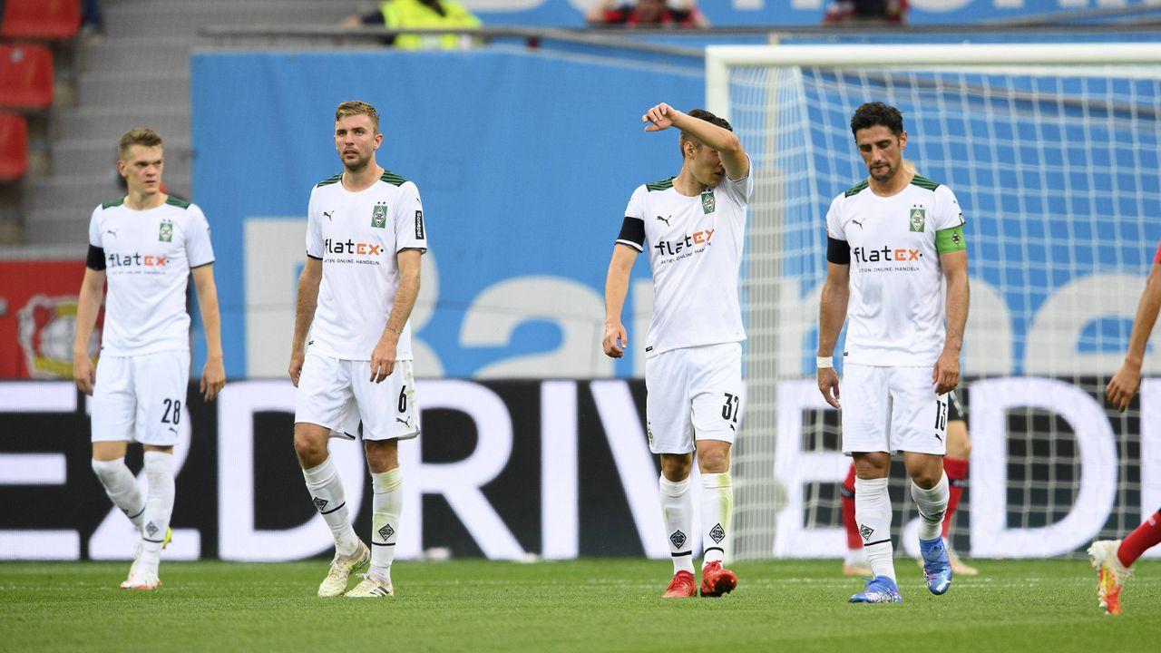 Verlierer: Borussia Mönchengladbach - Bildquelle: Imago