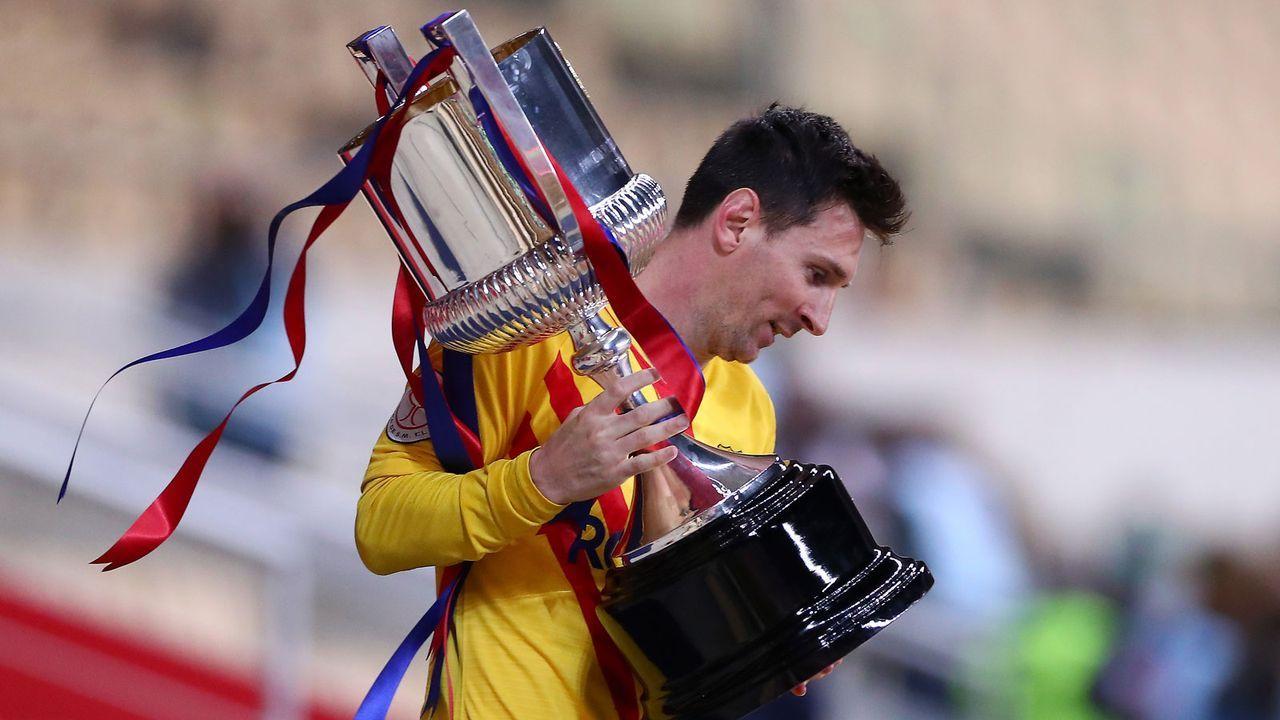 Spanien: FC Barcelona - Bildquelle: Getty Images
