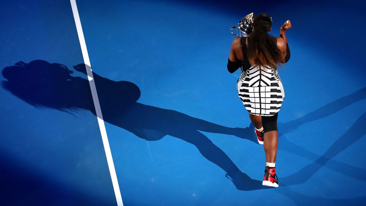 Serena Williams - Australian Open 2017 - Bildquelle: 2017 Getty Images