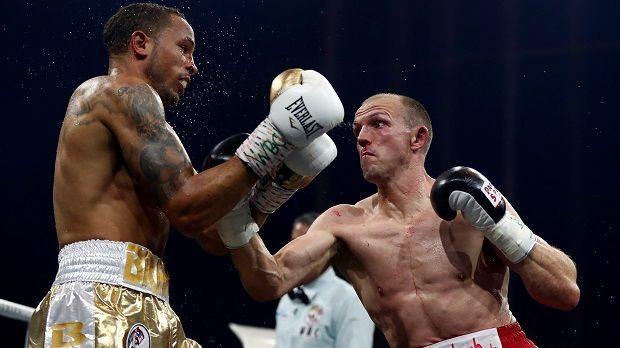 2. Halbfinale (Supermittelgewicht): Callum Smith (ENG) vs. Jürgen Brähmer (DEU) - Bildquelle: Getty Images