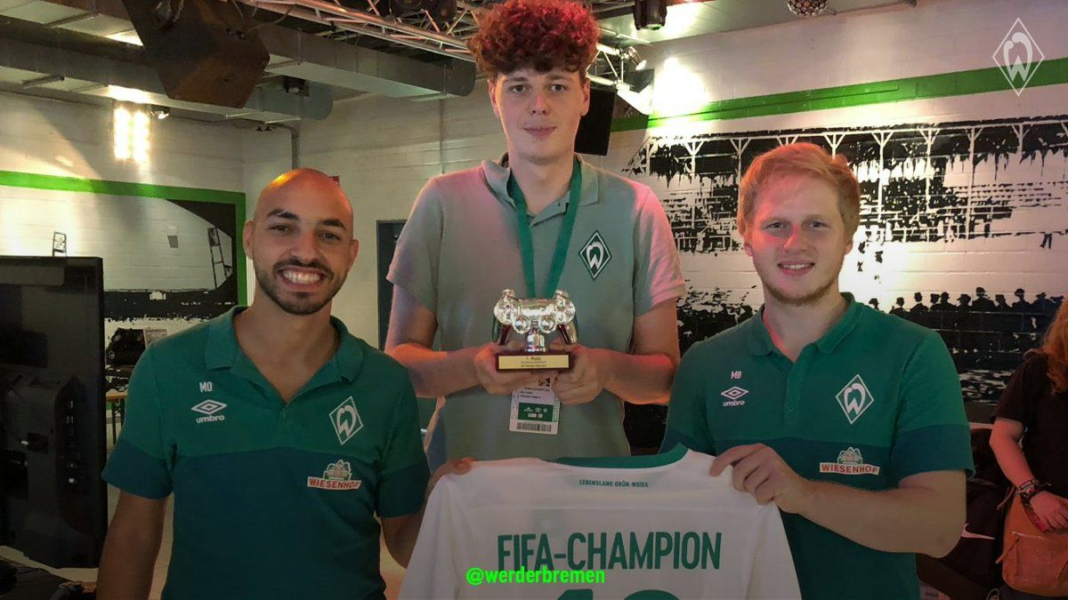 SV Werder Bremen - Bildquelle: Twitter - @werderesports