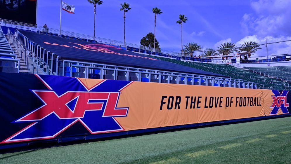 Gibt es 2021 ein Comeback der XFL? - Bildquelle: Getty Images