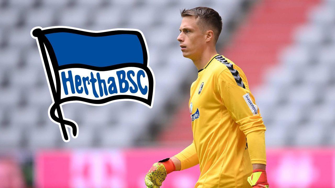 Alexander Schwolow (Hertha BSC)  - Bildquelle: imago