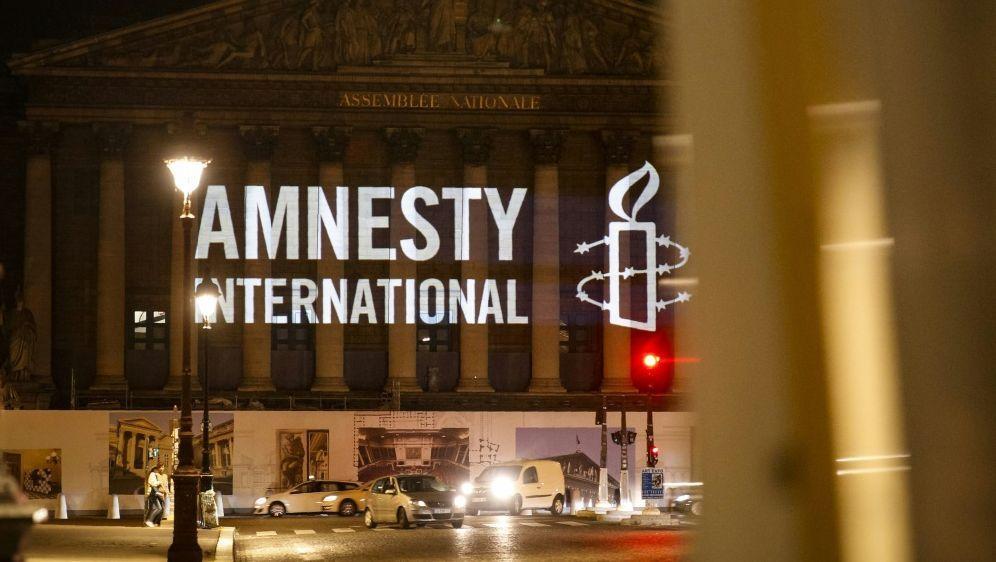 Amnesty International erneuert Kritik an WM 2022 - Bildquelle: AFPSIDGEOFFROY VAN DER HASSELT