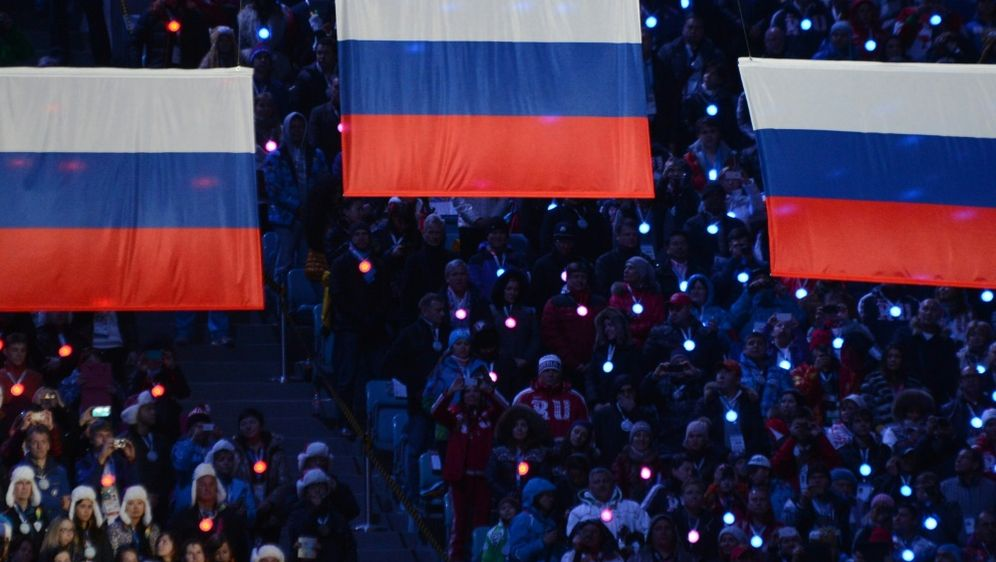 Die NADA sieht WADA-Entscheidung positiv - Bildquelle: AFPSIDKIRILL KUDRYAVTSEV
