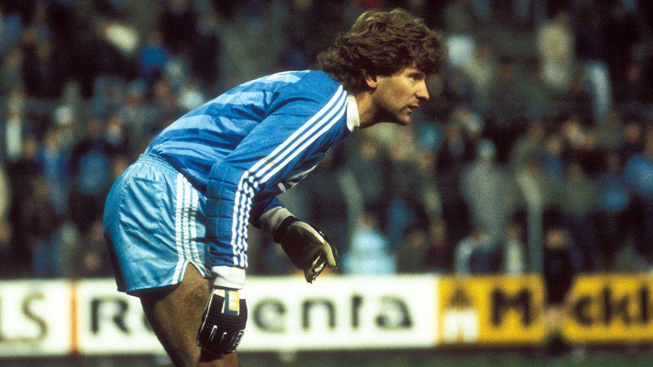 Eike Immel (1978 - 1986) - Bildquelle: Imago Images