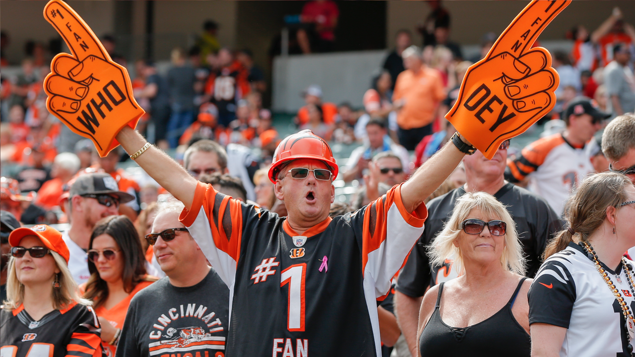 Platz 29: Cincinnati Bengals - Bildquelle: Getty Images