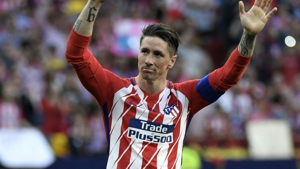 Fernando Torres beginnt seine Trainerkarriere - Bildquelle: AFPSIDGABRIEL BOUYS