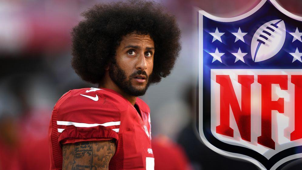 Colin Kaepernick hat seit 2016 keinen Snap in der NFL mehr gespielt. - Bildquelle: 2016 Getty Images