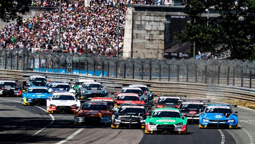 Im Jahr 2019 fand der Klassiker auf dem Norisring zum bislang letzten Mal st... - Bildquelle: Audi AG