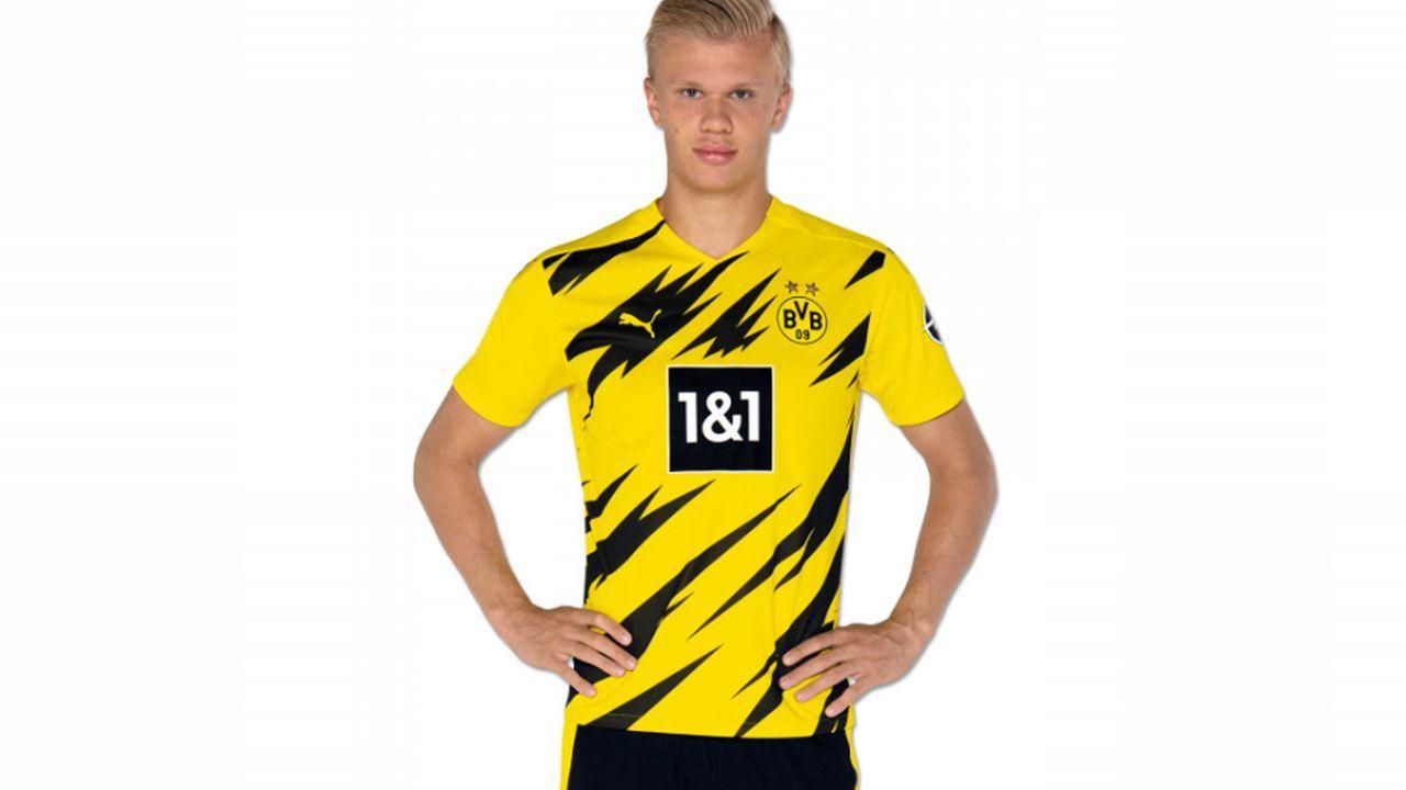 Borussia Dortmund (Heimtrikot 2020/21) - Bildquelle: twitter@BVB