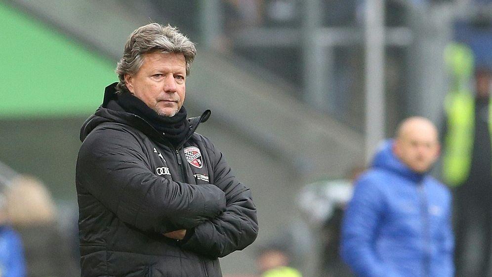 Jeff Saibene und sein FC Ingolstadt verlieren erneut - Bildquelle: FIROFIROSID