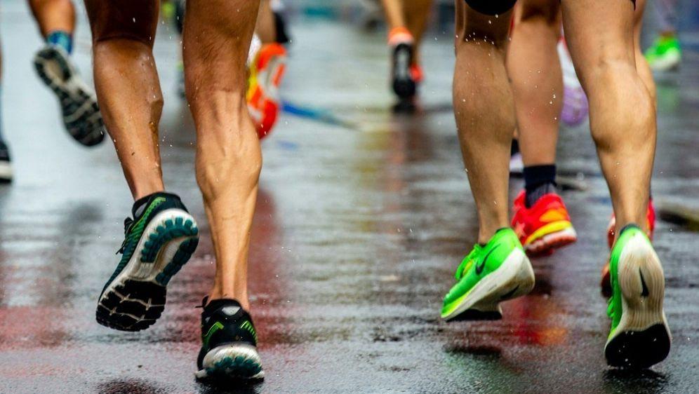 Marathon Auf Balkon