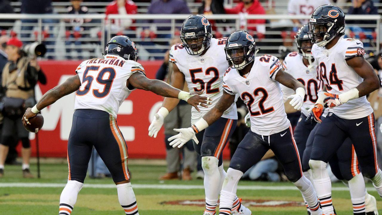 Chicago Bears - Bildquelle: imago/ZUMA Press