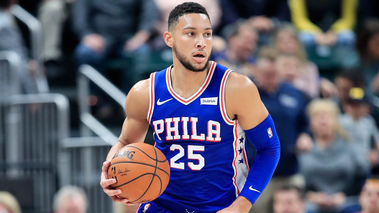 Ben Simmons – Basketballer bei den Philadelphia 76ers - Bildquelle: Getty Images