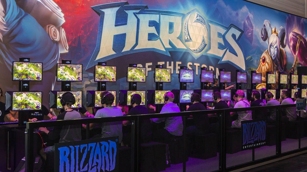 Platz 6 Heroes of the Storm - Bildquelle: imago/Manngold