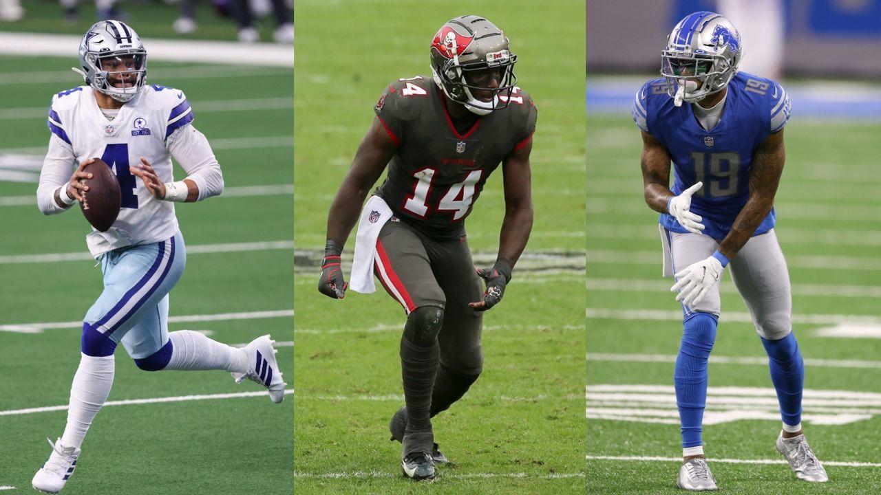 Prescott, Godwin und Co.: Die Franchise-Tag-Kandidaten der NFL-Teams - Bildquelle: getty
