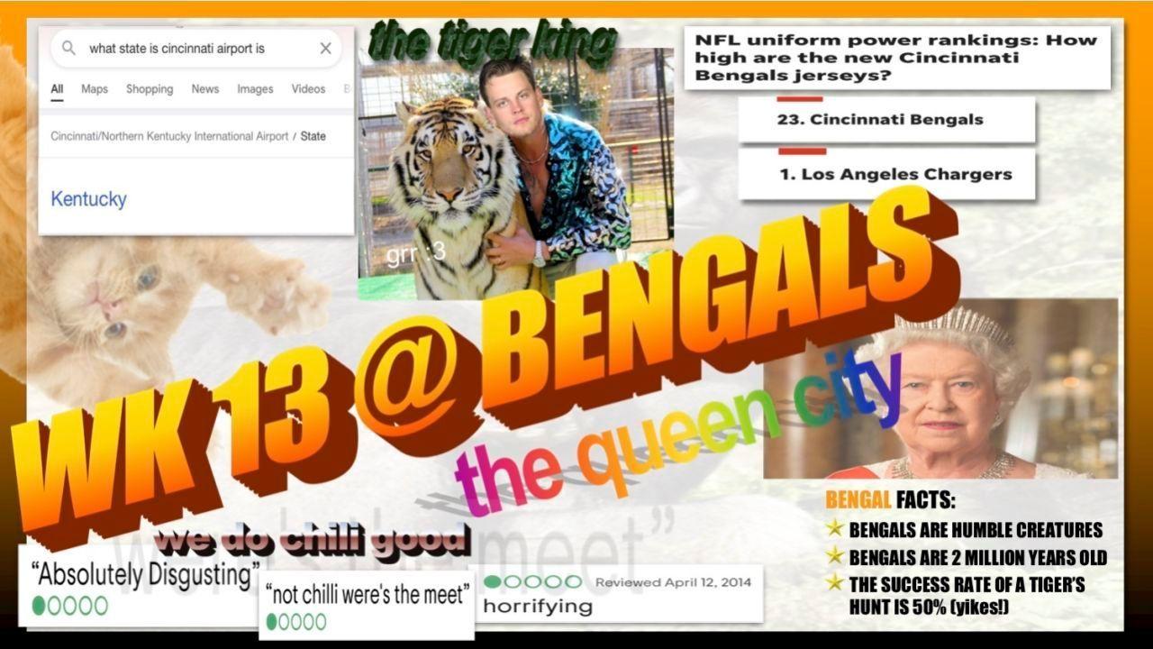 Week 13: @ Cincinnati Bengals - Bildquelle: Los Angeles Chargers