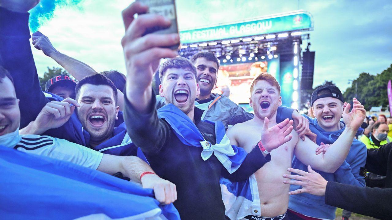 Blau ist Programm - Bildquelle: 2021 Getty Images