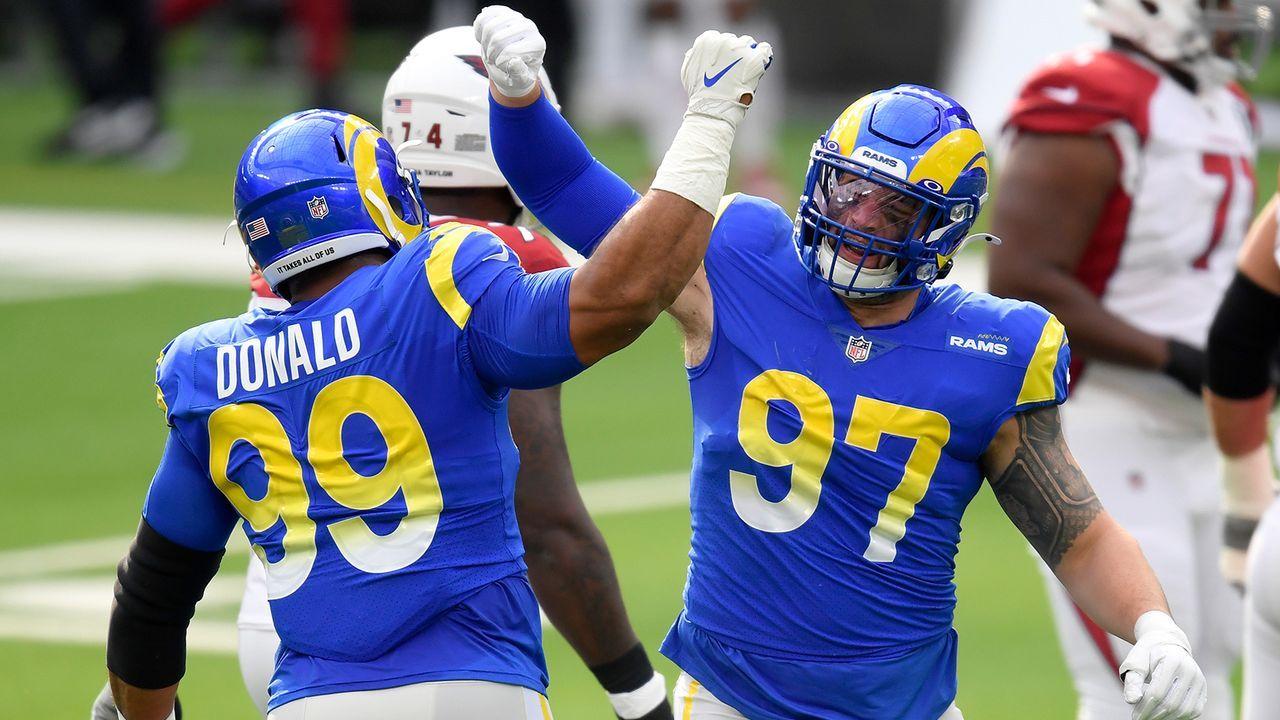 Los Angeles Rams - Bildquelle: Imago Images