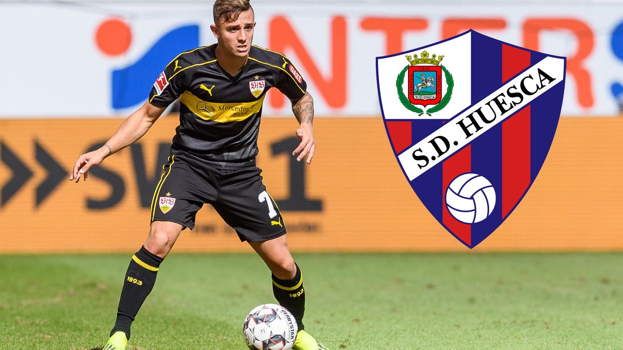 Pablo Maffeo (SD Huesca) - Bildquelle: Getty Images