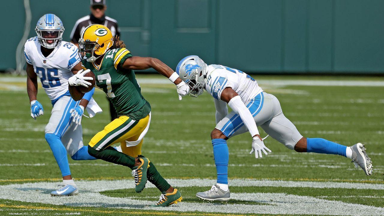 Davante Adams (Green Bay Packers) - Bildquelle: Getty Images