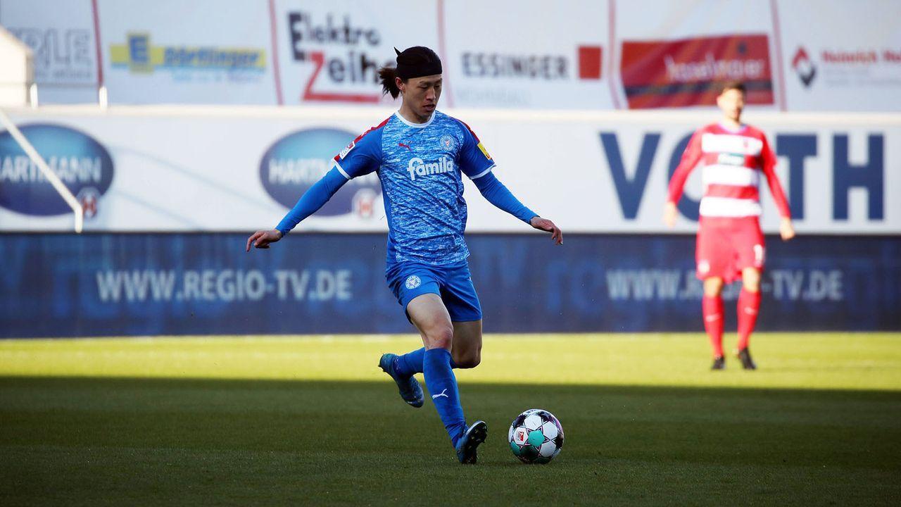 Holstein Kiel (6. Platz - 46 Punkte) - Bildquelle: imago images/Sportfoto Rudel