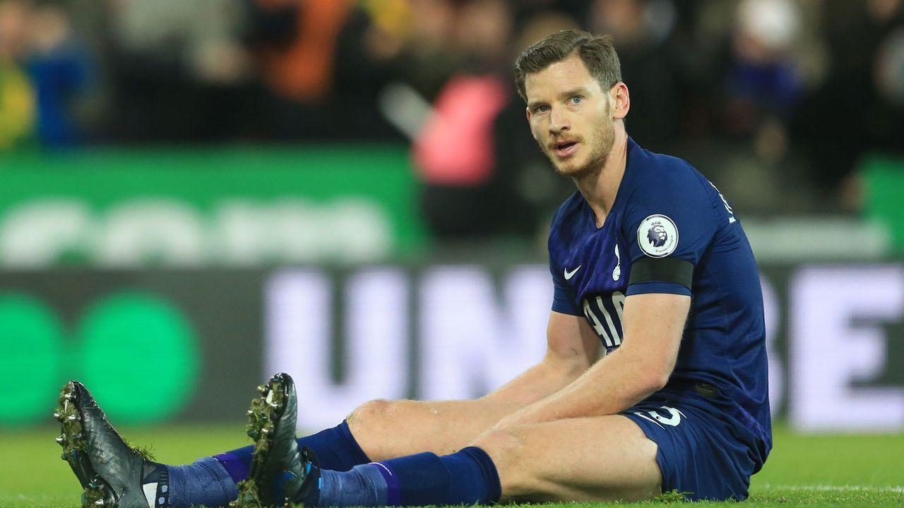 Jan Vertonghen (Tottenham Hotspur) - Bildquelle: Getty Images