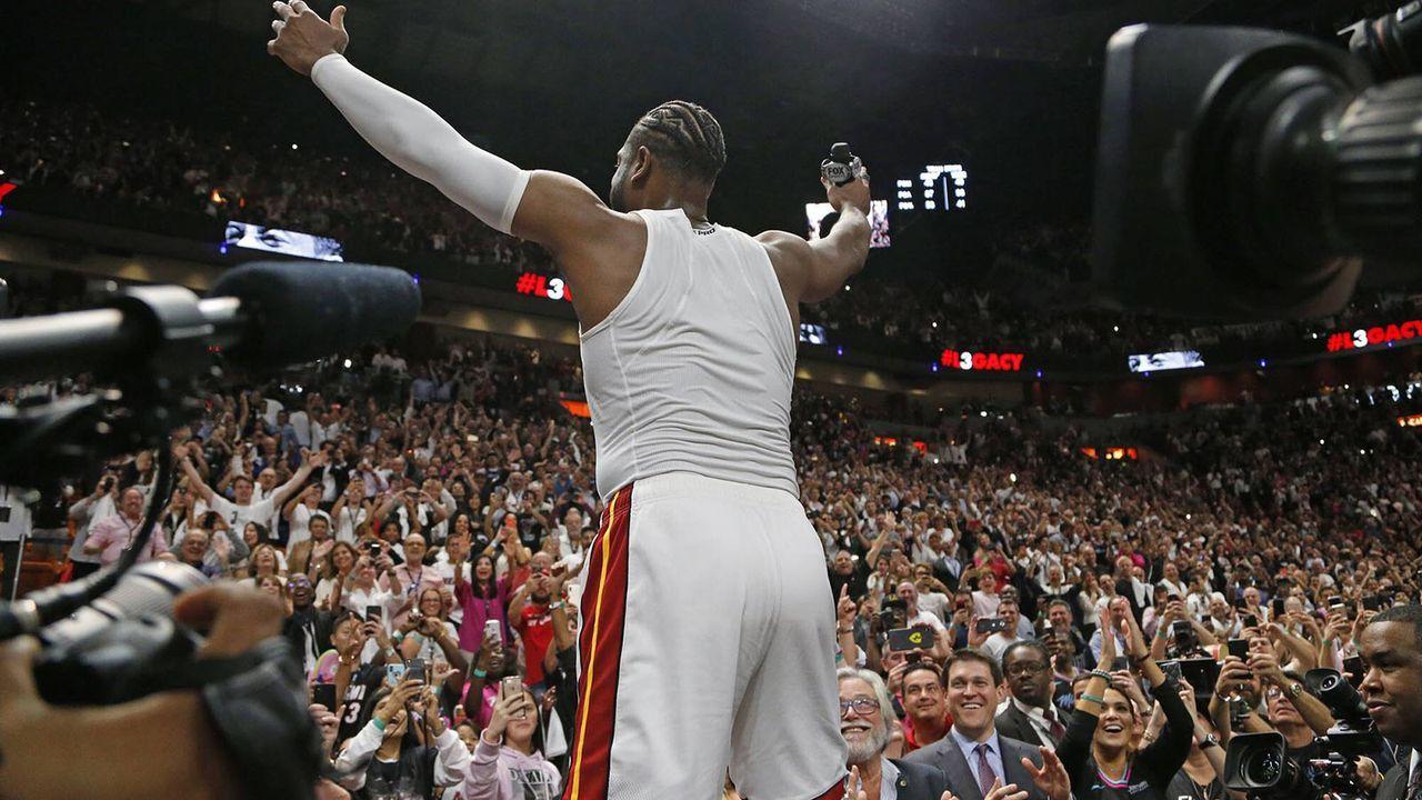 Miami Heat  - Bildquelle: imago images / ZUMA Press