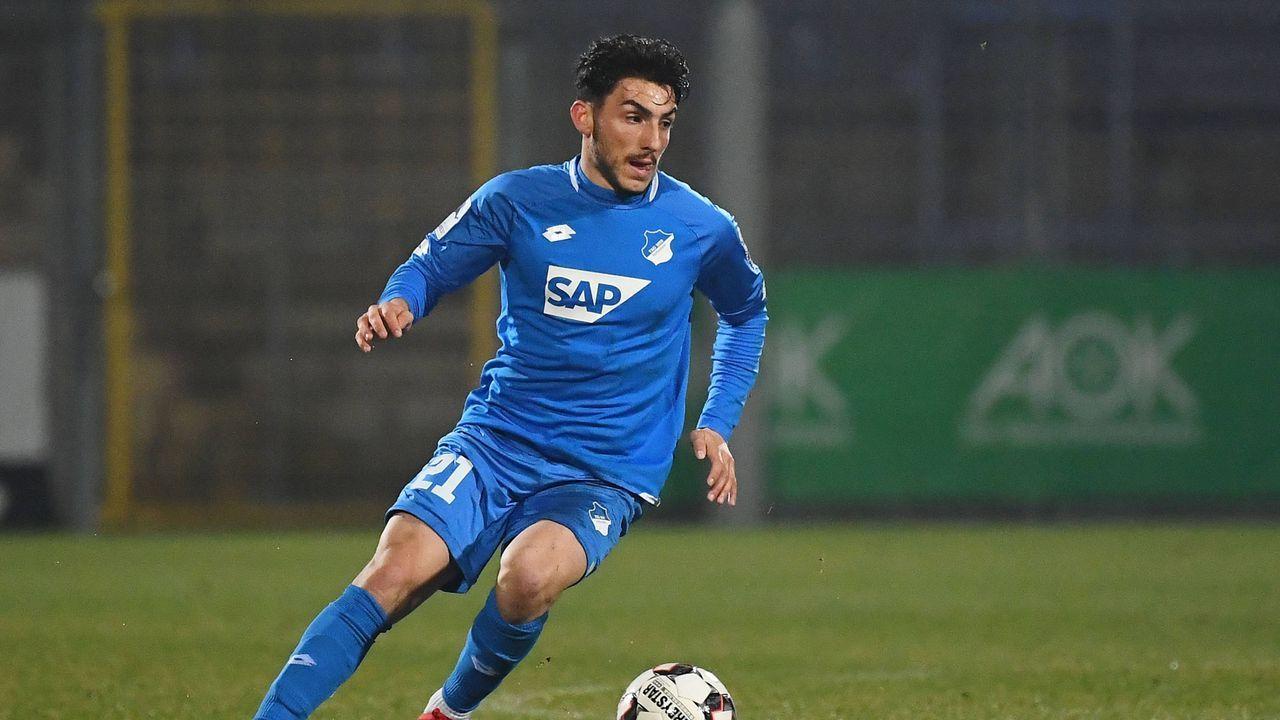 Domenico Alberico (TSG Hoffenheim) - Bildquelle: imago images / Jan Huebner