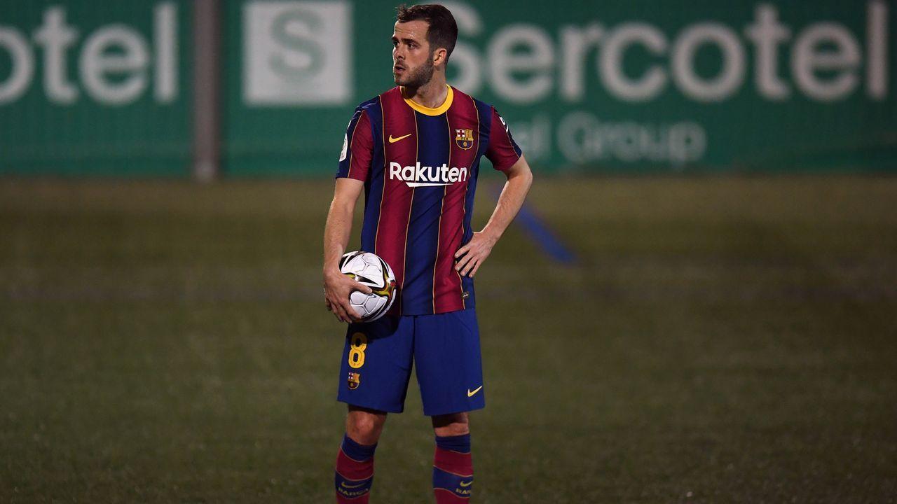 Miralem Pjanic (FC Barcelona) - Bildquelle: 2021 Getty Images