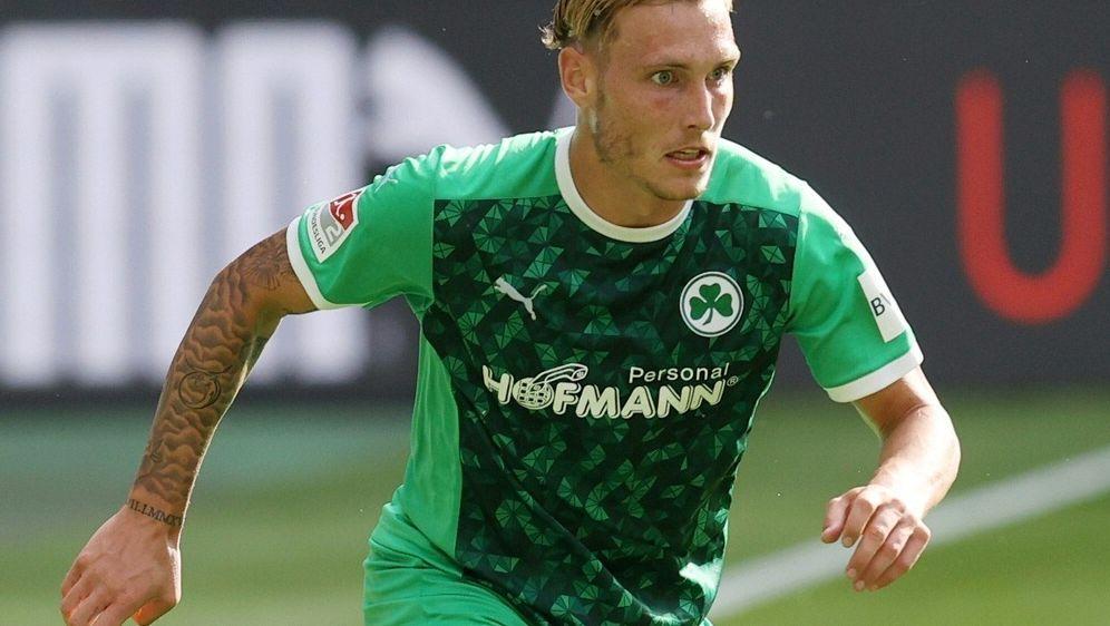 David Raum spielt ab Sommer für die TSG Hoffenheim - Bildquelle: firo Sportphotofiro SportphotoSID