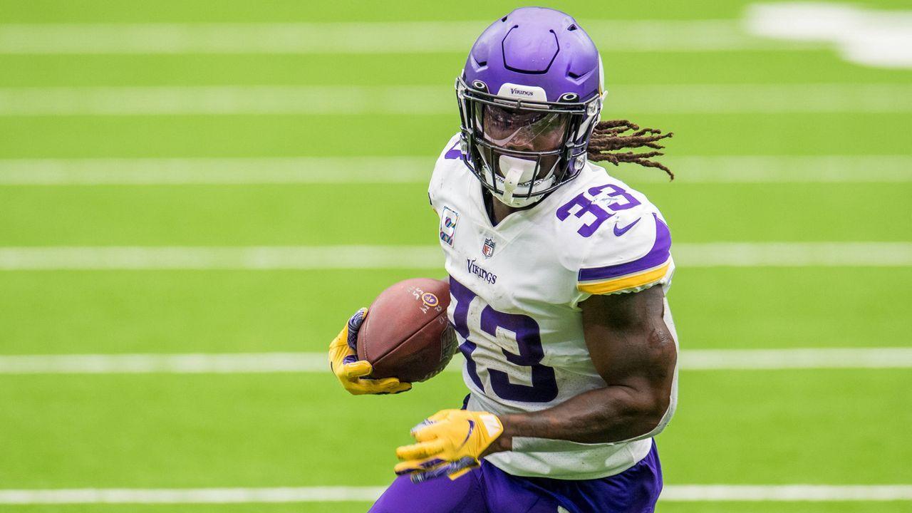 3. Dalvin Cook (Minnesota Vikings) - Bildquelle: imago images/ZUMA Wire