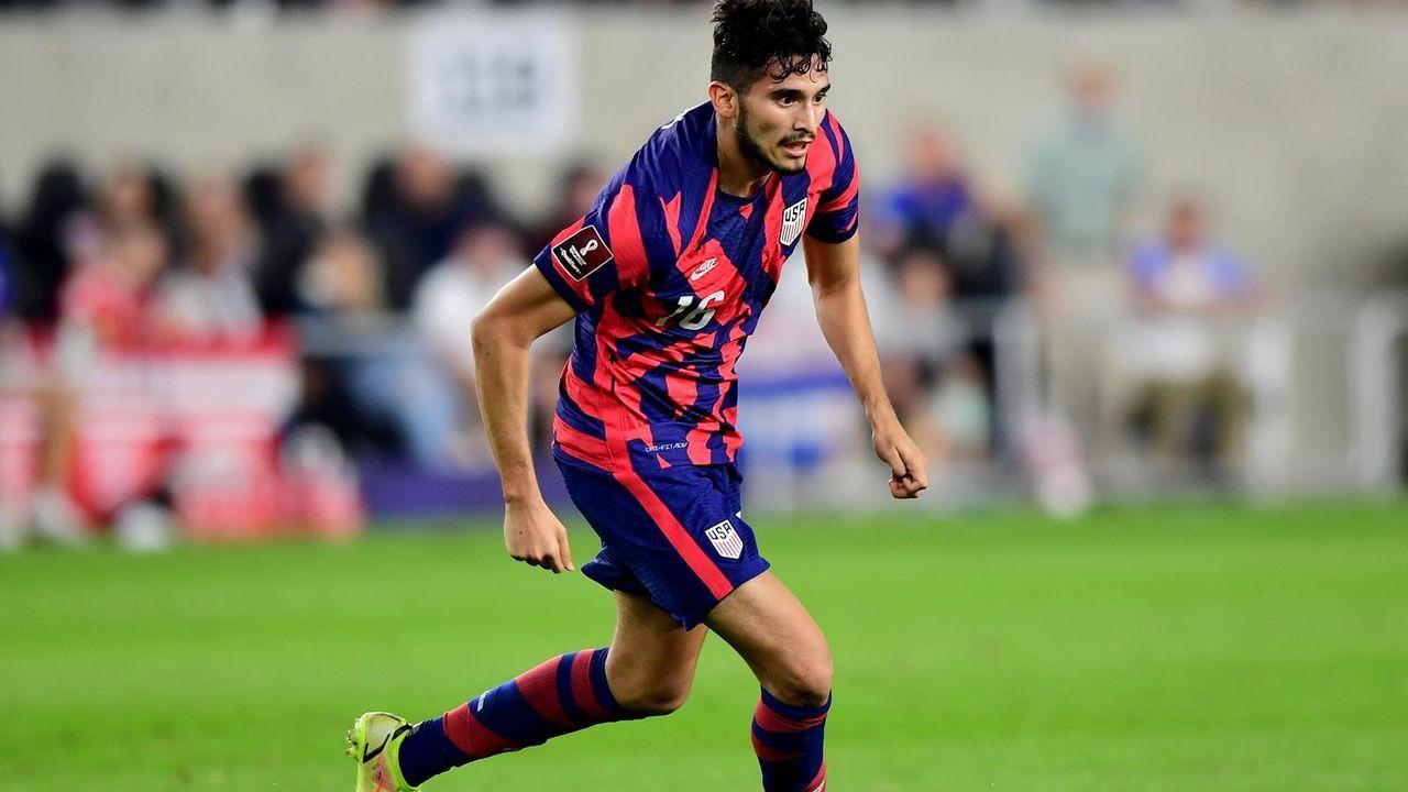 Ricardo Pepi (FC Dallas) - Bildquelle: 2021 Getty Images