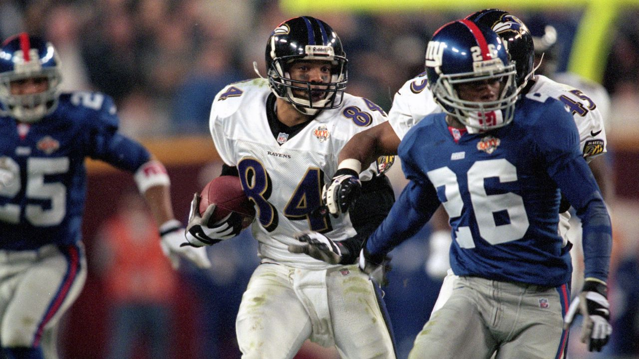 Super Bowl XXXV - Bildquelle: Getty Images