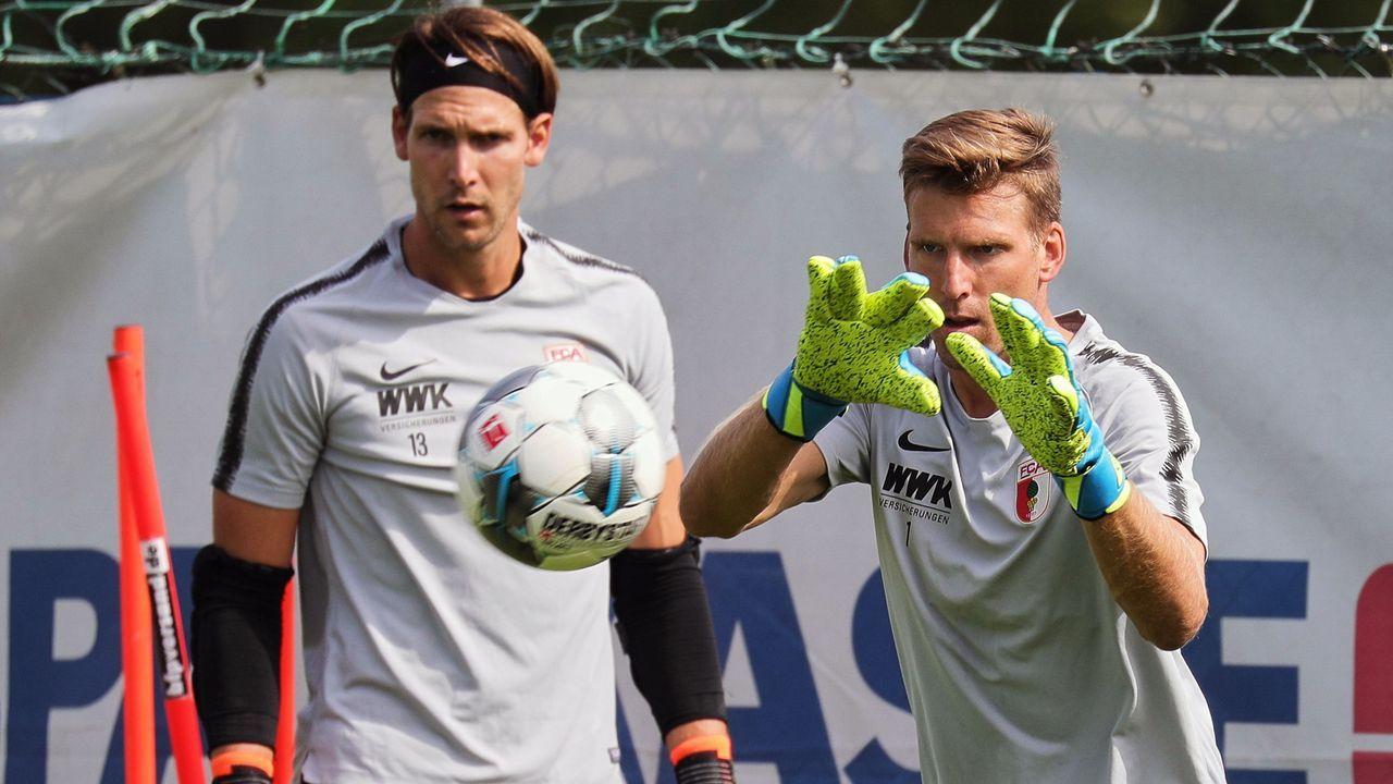 FC Augsburg - Bildquelle: imago images / Krieger