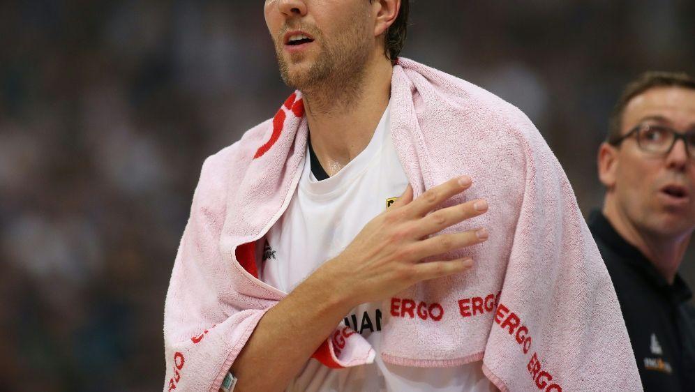 Deutschlands Basketballidol Dirk Nowitzki - Bildquelle: FIROFIROSID