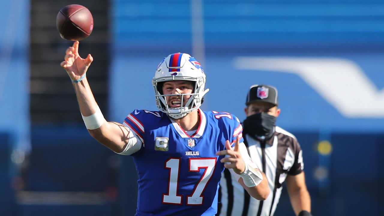 Gewinner: Josh Allen  - Bildquelle: 2020 Getty Images