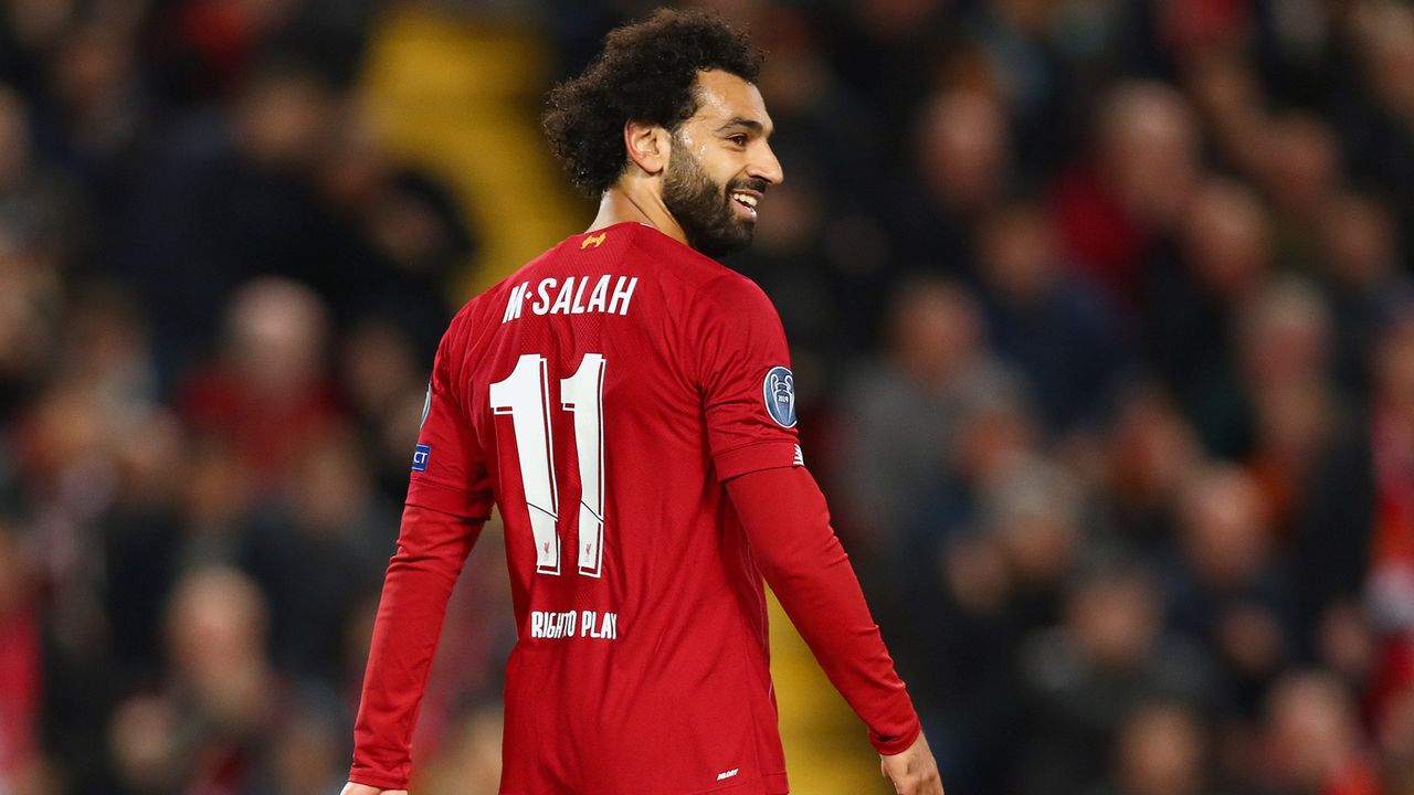 Mohamed Salah (FC Liverpool) - Bildquelle: 2019 Getty Images