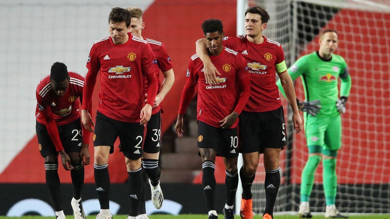 Vier Siege für Manchester - Bildquelle: 2020 Getty Images