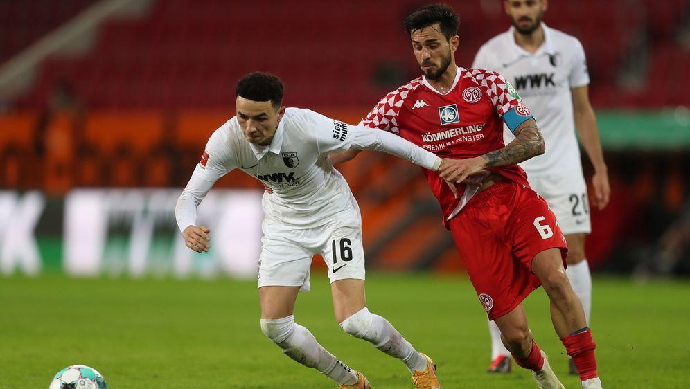Augsburg siegt gegen Mainz 05 - Bildquelle: Getty Images