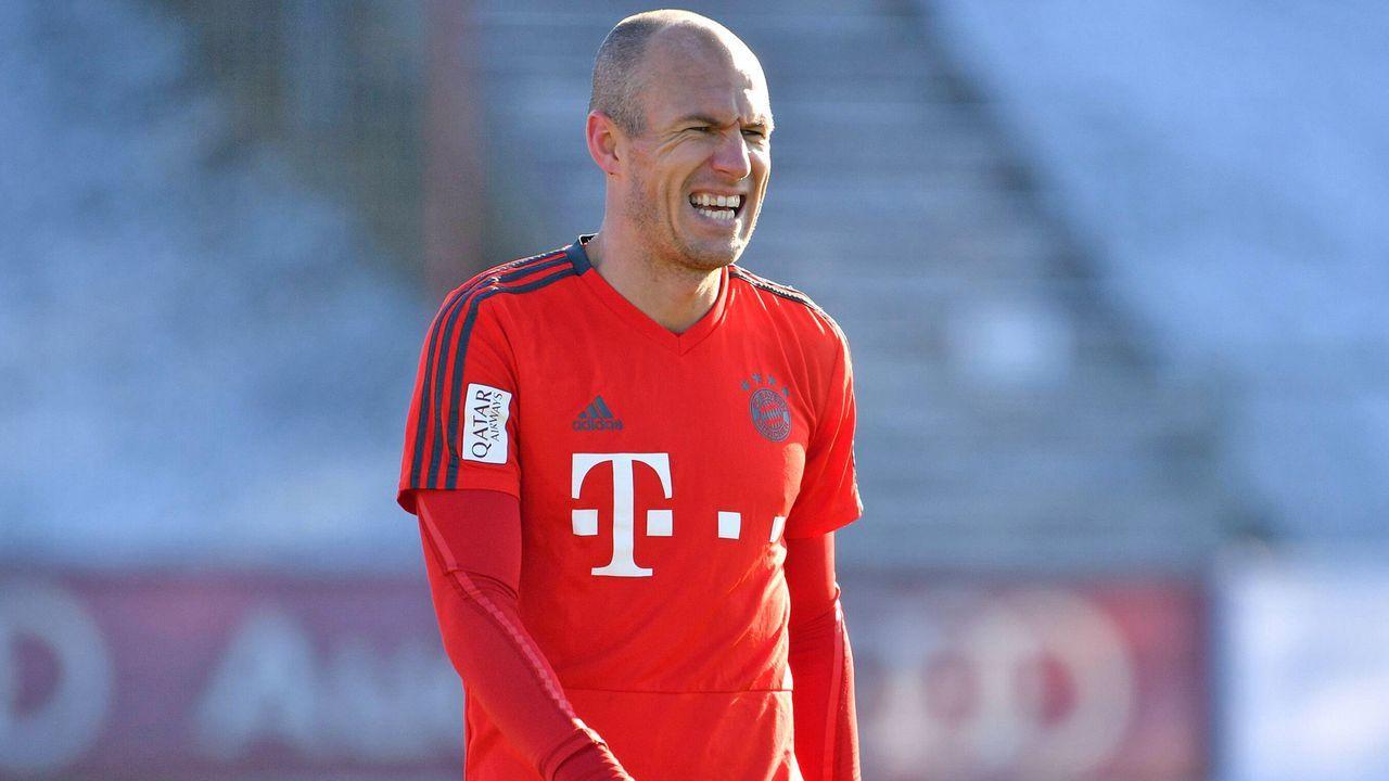 Arjen Robben (FC Bayern München) - Bildquelle: imago