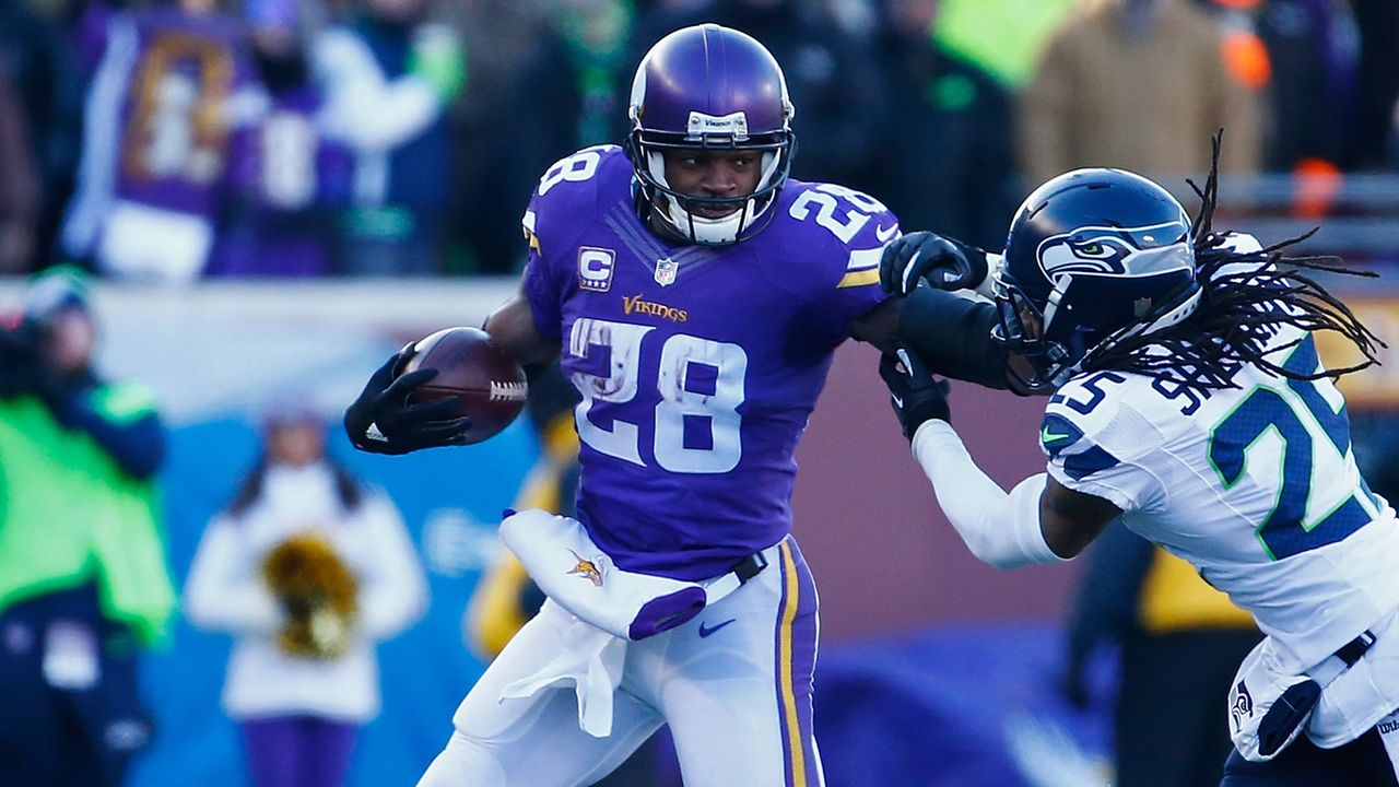 Minnesota Vikings: Adrian Peterson (RB) - Bildquelle: Getty