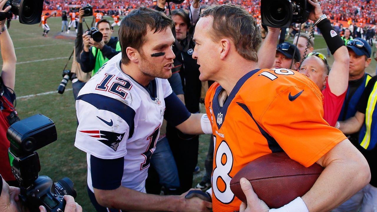 Die besten Offenses seit 2000 - Bildquelle: 2014 Getty Images