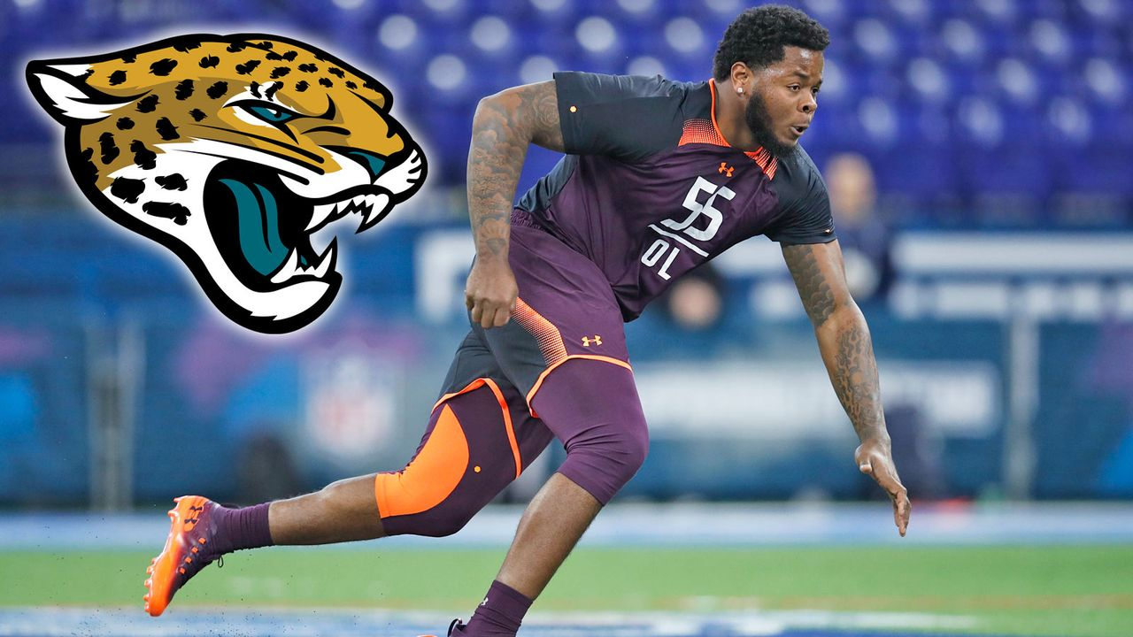 Pick 7: Jawaan Taylor - Jacksonville Jaguars - Bildquelle: Getty