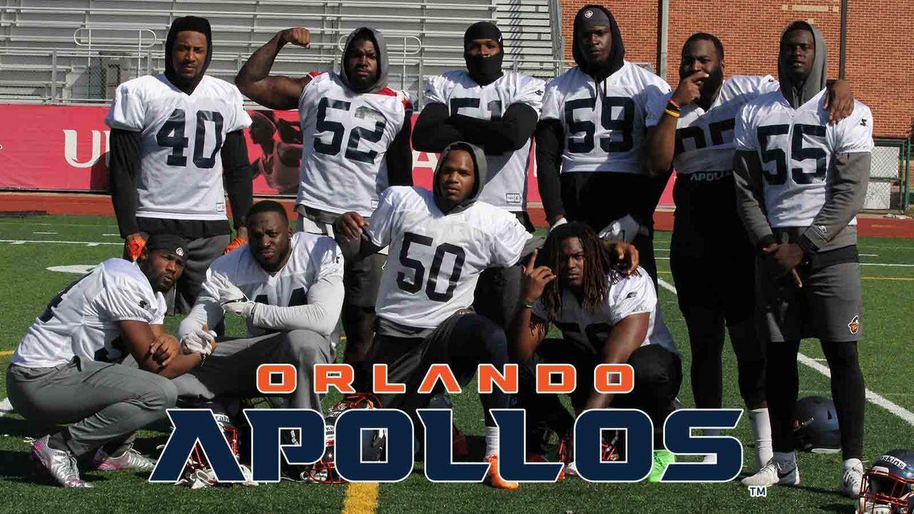Orlando Apollos - Bildquelle: AAF