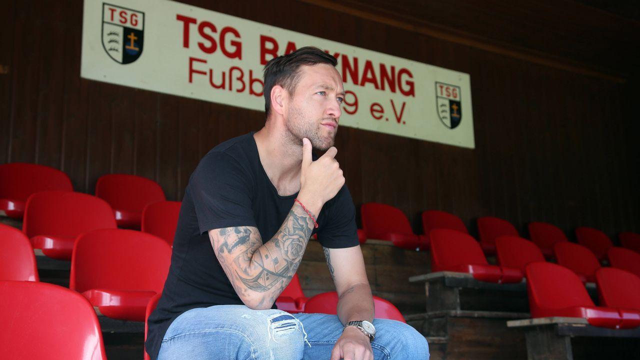 Julian Schieber (zuletzt FC Augsburg) - Bildquelle: imago images/Sportfoto Rudel