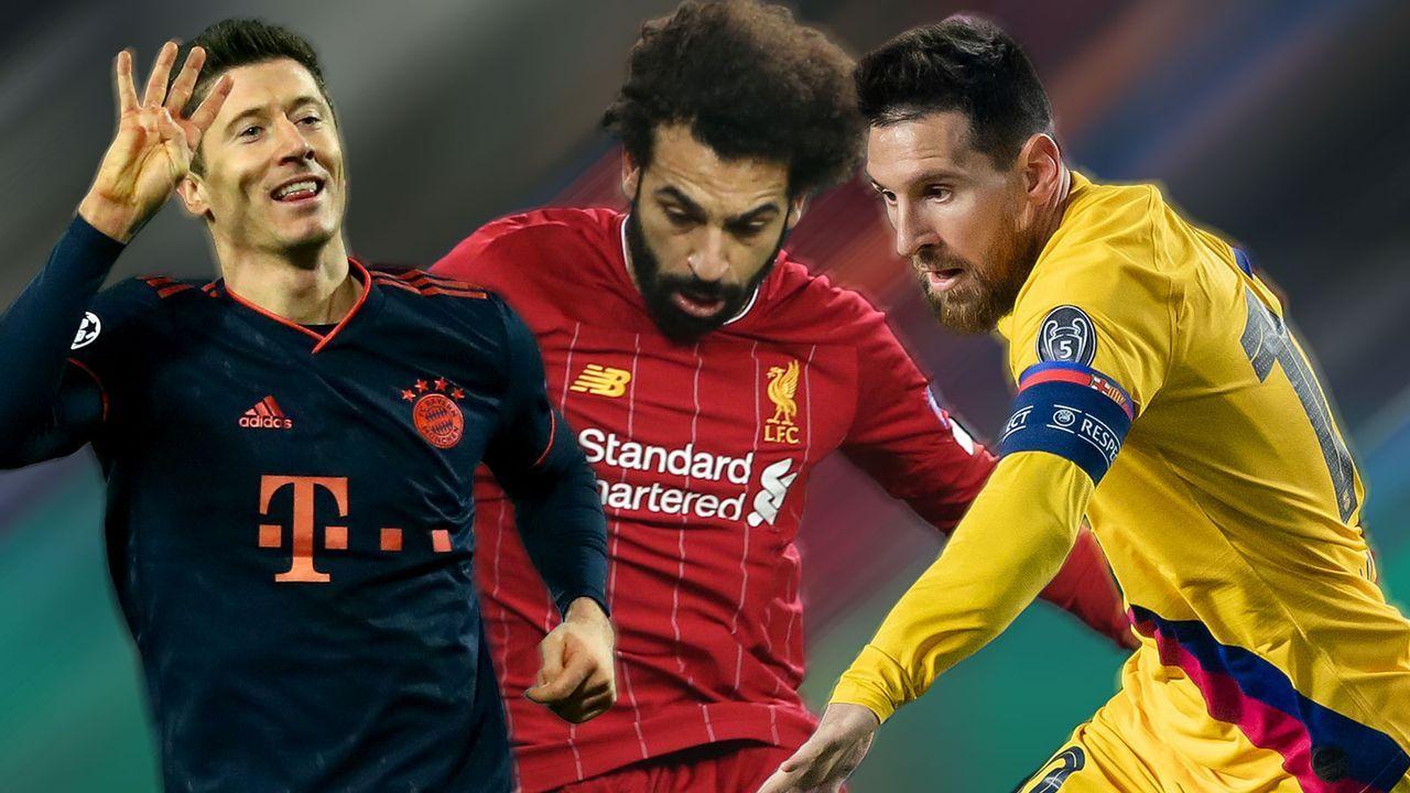 Champions League: Das Power-Ranking nach der Auslosung - Bildquelle: 2019 imago /Getty Images